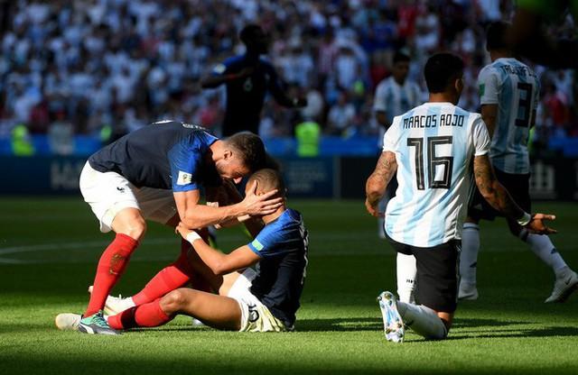 World Cup 2018: Neymar bất lực trước Bỉ, nhưng gã chân gỗ người Pháp sẽ làm nên chuyện - Ảnh 2.
