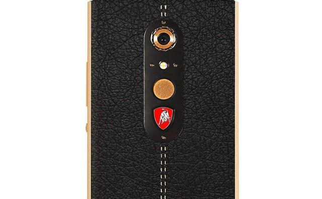 Chiêm ngưỡng chiếc điện thoại thông minh mà Lamborghini tạo ra cho giới nhà giàu - Ảnh 7.