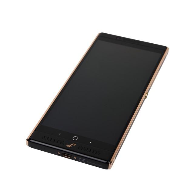 Chiêm ngưỡng chiếc điện thoại thông minh mà Lamborghini tạo ra cho giới nhà giàu - Ảnh 3.