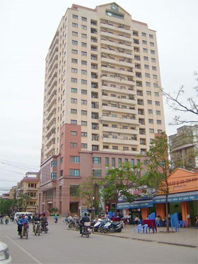 Công khai 88 công trình nhà cao tầng Hà Nội vi phạm PCCC - Ảnh 2.