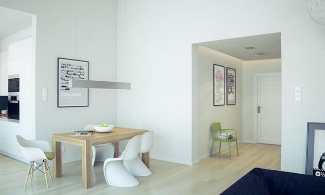 Cách sắp xếp phòng ăn đơn giản mà ai cũng có thể thực hiện - Ảnh 2.