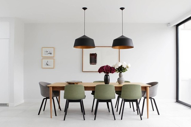 Cách sắp xếp phòng ăn đơn giản mà ai cũng có thể thực hiện - Ảnh 3.