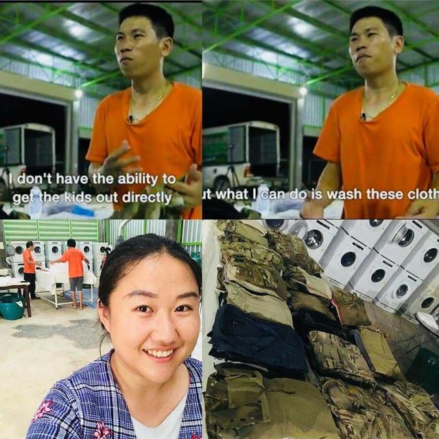 Những người hùng trong chiến dịch giải cứu đội bóng nhí Thái Lan: Lúa hỏng có thể trồng lại được, chúng ta phải cứu những đứa trẻ trước - Ảnh 6.