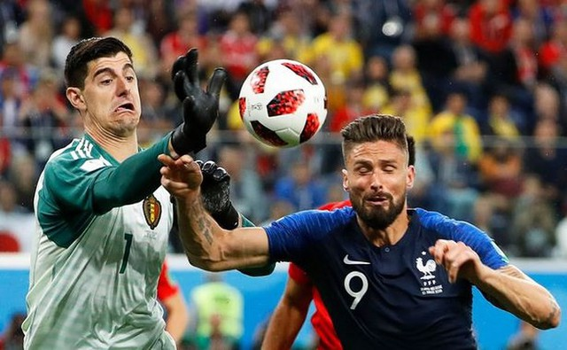 Các ngôi sao Bỉ thi nhau chỉ trích lối đá tiêu cực của Pháp - Ảnh 7.