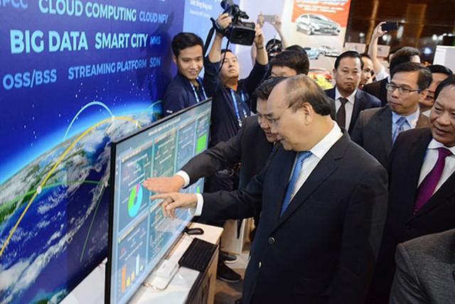 Lãnh đạo Chính phủ sẽ đối thoại tại Diễn đàn cấp cao về cách mạng công nghiệp - Ảnh 1.