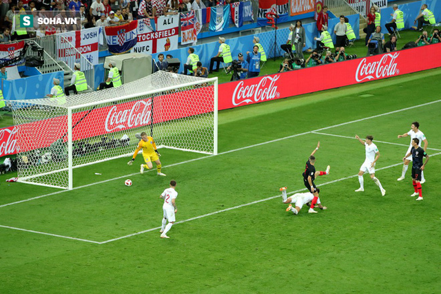 World Cup 2018: Con số tưởng đẹp như mơ khiến người Anh muôn phần hổ thẹn trước Croatia - Ảnh 1.