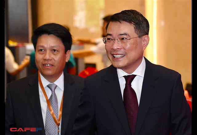 Chùm ảnh: Thủ tướng, lãnh đạo cấp cao và các doanh nghiệp lớn tham dự Triển lãm quốc tế về công nghiệp 4.0 - Ảnh 4.
