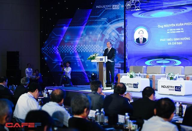 Thủ tướng Nguyễn Xuân Phúc: Cách mạng công nghiệp 4.0 là cơ hội tốt để Việt Nam đảo chiều về đầu tư thương mại! - Ảnh 3.