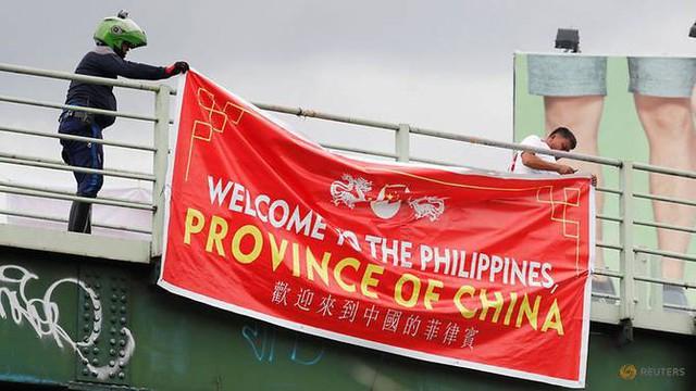 Người Philippines nổi đóa khi bị gọi là một tỉnh của Trung Quốc ngay giữa thủ đô Manila - Ảnh 1.