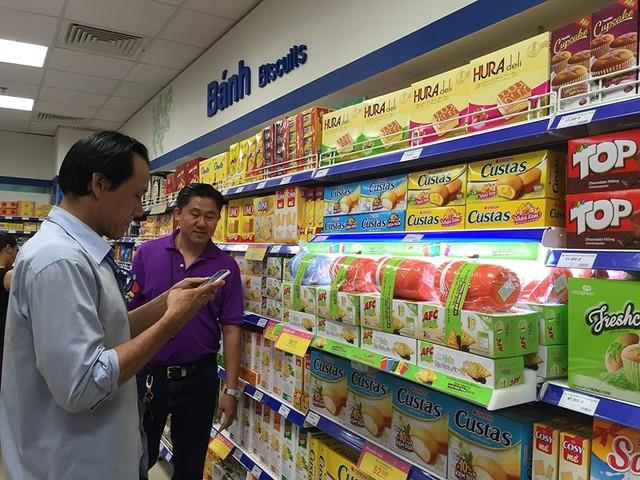 Mỗi gia đình Việt chi 1 triệu đồng/năm mua bánh kẹo - Ảnh 1.