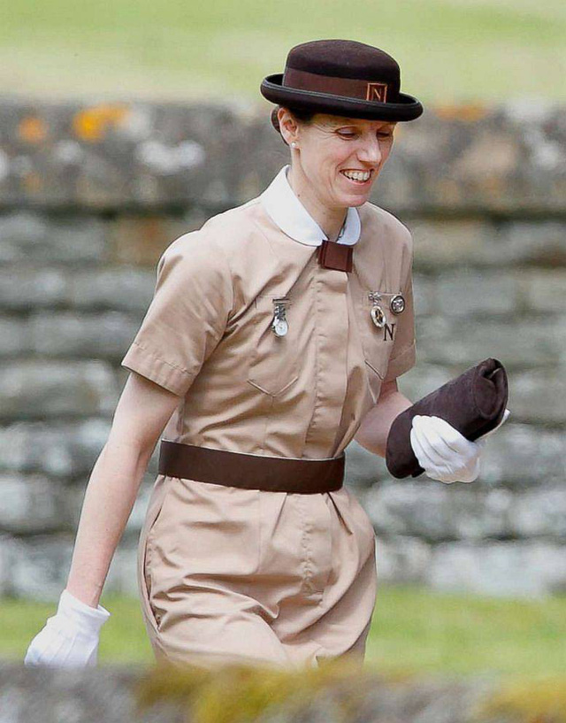 Không phải Công nương Kate, đây mới là người phụ nữ quyền lực đối với Hoàng tử bé và Công chúa Charlotte - Ảnh 5.