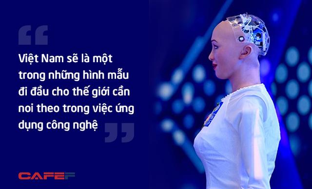 Những điều chưa kể của máy móc, robot tại Industry Summit 4.0 2018  - Ảnh 1.