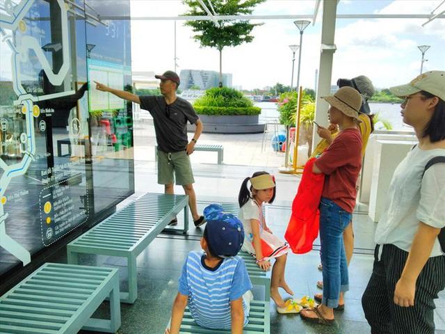 """Tuyến """"buýt sông"""" đầu tiên ở Sài Gòn giờ ra sao? - Ảnh 1."""