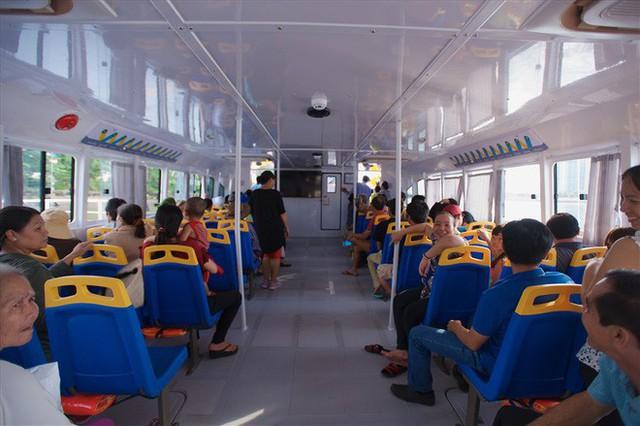 """Tuyến """"buýt sông"""" đầu tiên ở Sài Gòn giờ ra sao? - Ảnh 2."""