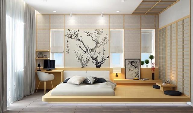Phòng ngủ trang trí tối giản mà vẫn đẹp tiên tiến - Ảnh 11.
