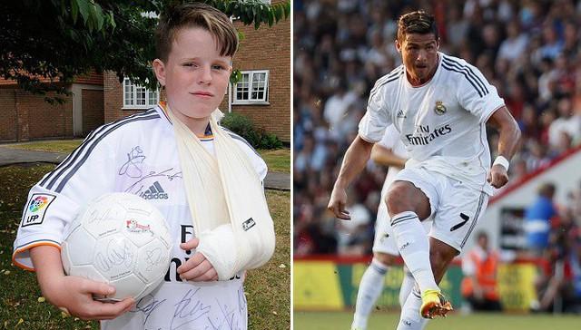 16 câu chuyện tuyệt vời khiến bạn phải có cái nhìn khác về Cristiano Ronaldo - Ảnh 12.