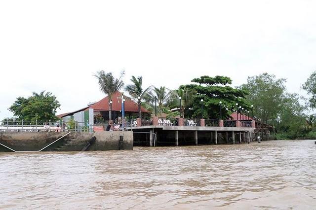 Dự án resort lấn chiếm sông Hậu: Lỗi vi phạm này rất lớn - Ảnh 1.