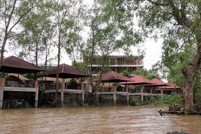 Dự án resort lấn chiếm sông Hậu: Lỗi vi phạm này rất lớn - Ảnh 2.
