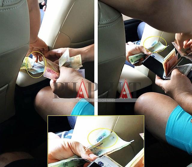 Chiêu trò 'đồng 500.000 có ma' của các taxi dù - Ảnh 2.