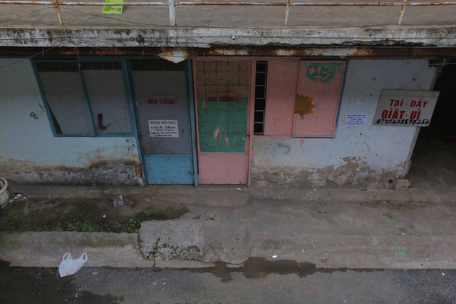 Cận cảnh những khu tạm cư ở Thủ Thiêm - Ảnh 14.