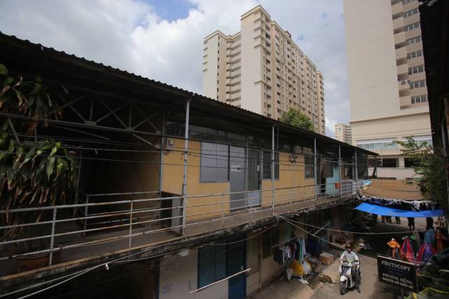 Cận cảnh những khu tạm cư ở Thủ Thiêm - Ảnh 16.