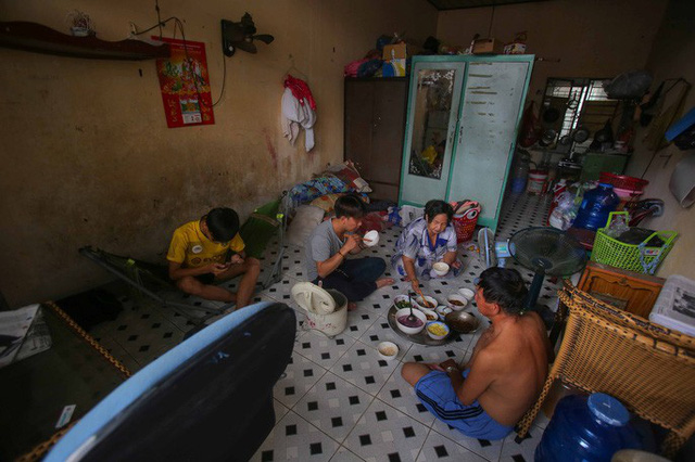 Cận cảnh những khu tạm cư ở Thủ Thiêm - Ảnh 10.