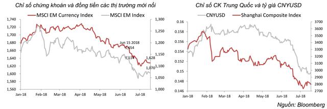 SSI Research: Việc rút vốn khỏi Emerging Market trong năm 2018 mới chỉ bắt đầu, dòng vốn quay trở lại trong tương lai gần là khó xảy ra - Ảnh 1.