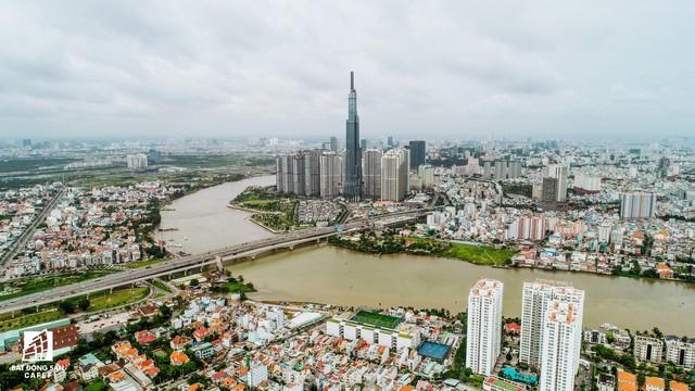 Toàn cảnh The Landmark 81 - top 10 tòa tháp cao nhất thế giới chuẩn bị hoàn thành - Ảnh 2.