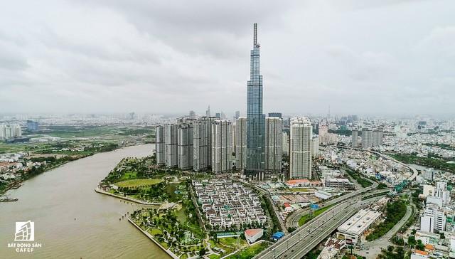 Toàn cảnh The Landmark 81 - top 10 tòa tháp cao nhất thế giới chuẩn bị hoàn thành - Ảnh 3.