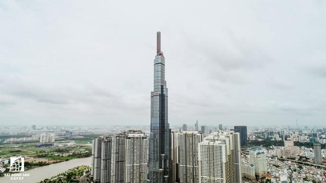 Toàn cảnh The Landmark 81 - top 10 tòa tháp cao nhất thế giới chuẩn bị hoàn thành - Ảnh 4.