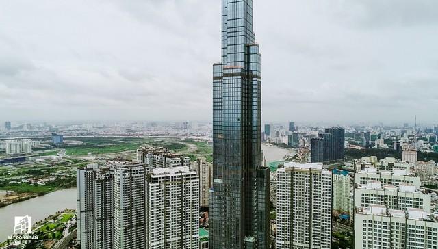 Toàn cảnh The Landmark 81 - top 10 tòa tháp cao nhất thế giới chuẩn bị hoàn thành - Ảnh 7.