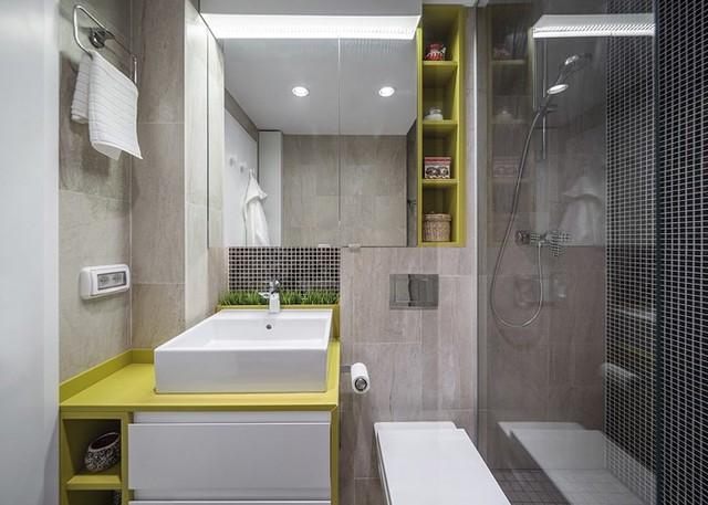 Cách trang trí nhẹ nhàng, hấp dẫn trong căn hộ chung cư 1 phòng ngủ - Ảnh 12.