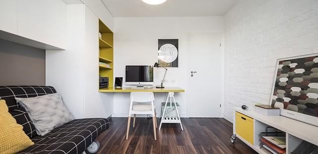 Cách trang trí nhẹ nhàng, hấp dẫn trong căn hộ chung cư 1 phòng ngủ - Ảnh 9.
