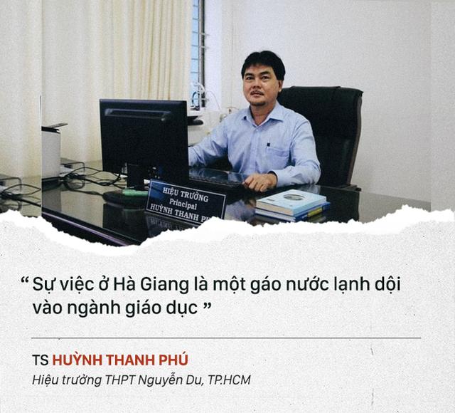 """Bê bối gian lận điểm thi: """"Ông Lương đã làm ở quy mô công nghiệp - Ảnh 1."""