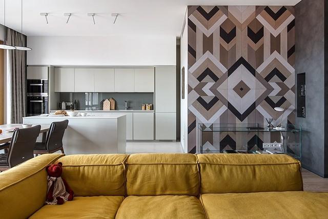 Cách sử dụng nội thất độc đáo trong căn hộ hiện đại - Ảnh 4.