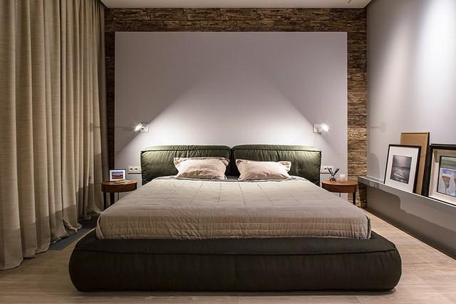 Cách sử dụng nội thất độc đáo trong căn hộ hiện đại - Ảnh 7.