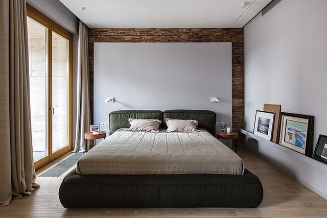 Cách sử dụng nội thất độc đáo trong căn hộ hiện đại - Ảnh 8.