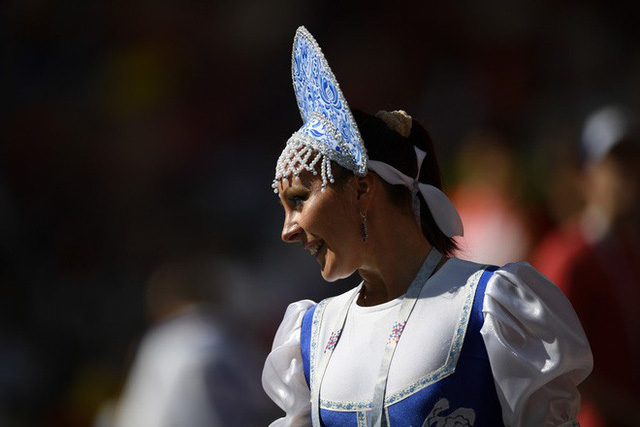 Tột cùng vui sướng, người Nga mơ về ngôi vô địch World Cup 2018 - Ảnh 1.
