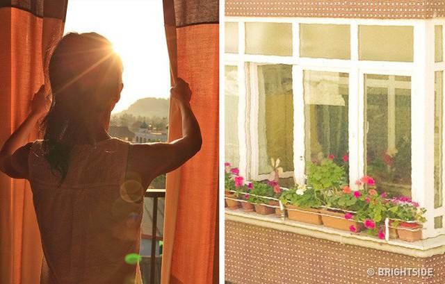 Một tấm vải lanh dày giúp thoát khỏi cái nóng mùa hè, khi nhà không có điều hòa - Ảnh 2.