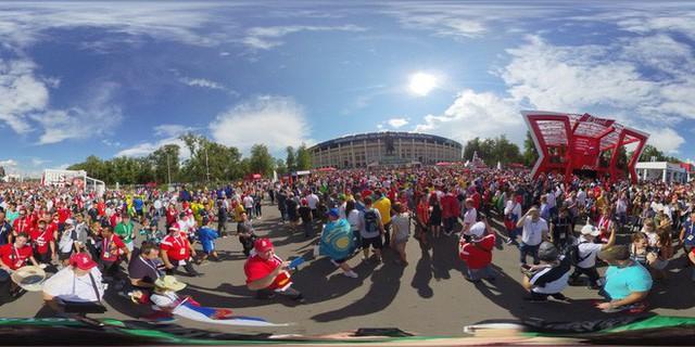 Tột cùng vui sướng, người Nga mơ về ngôi vô địch World Cup 2018 - Ảnh 15.