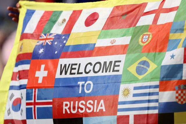 Tột cùng vui sướng, người Nga mơ về ngôi vô địch World Cup 2018 - Ảnh 4.
