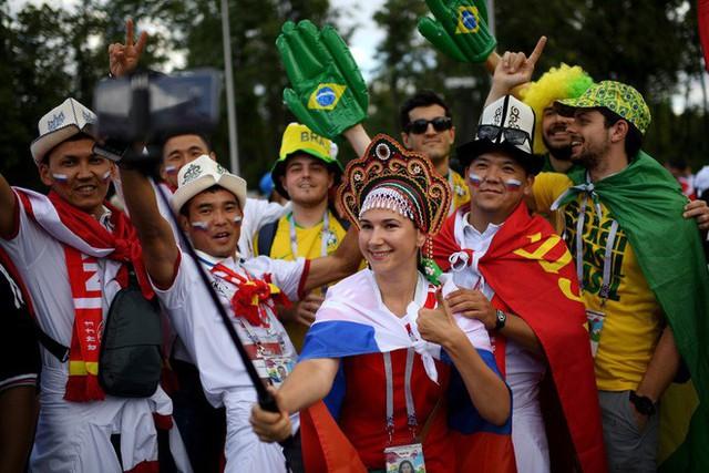 Tột cùng vui sướng, người Nga mơ về ngôi vô địch World Cup 2018 - Ảnh 6.
