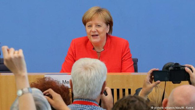 Bà Merkel: Tôi đã đúng khi nói không thể trông chờ vào Mỹ  - Ảnh 2.