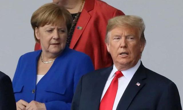 Bà Merkel: Tôi đã đúng khi nói không thể trông chờ vào Mỹ  - Ảnh 3.