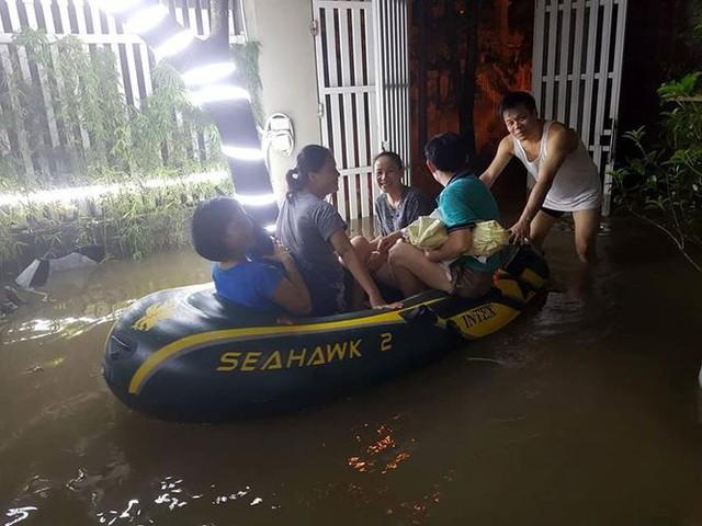 'Làng villa triệu đô Hà Nội ngập lụt vì bị bỏ rơi? - Ảnh 5.