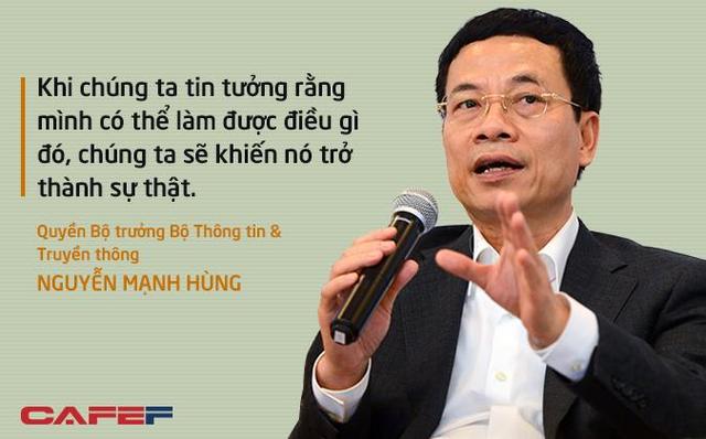 5 dấu ấn định hình tương lai Viettel của ông Nguyễn Mạnh Hùng - Ảnh 4.