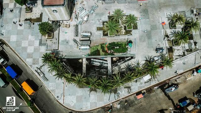 Cận cảnh tòa nhà cao nhất Việt Nam chuẩn bị khai trương trung tâm thương mại Vincom Center Landmark 81 - Ảnh 10.