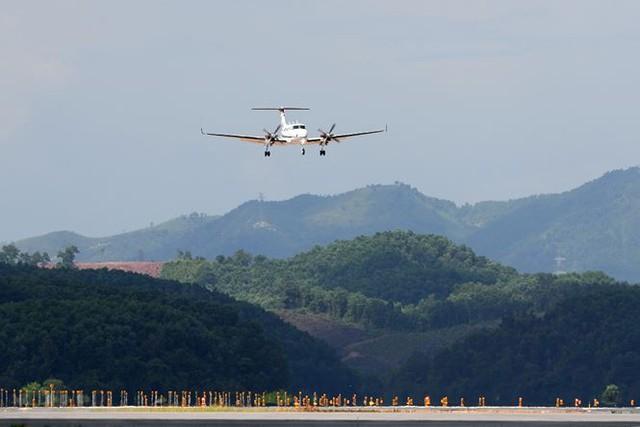 Những điều chưa biết về xây dựng cảng hàng không quốc tế Vân Đồn - Ảnh 2.