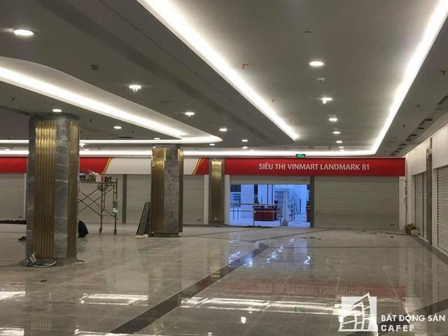 Cận cảnh tòa nhà cao nhất Việt Nam chuẩn bị khai trương trung tâm thương mại Vincom Center Landmark 81 - Ảnh 16.