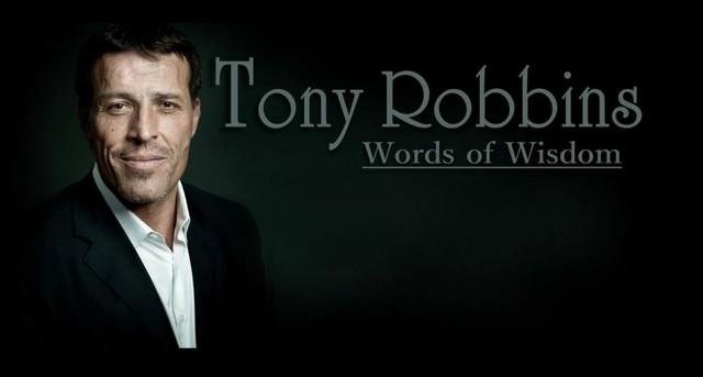 Sinh ra trong gia đình không hoàn hảo, từng bị ung thư, điều gì giúp Anthony Robins thành công và tư vấn phát triển bản thân cho cả Bill Clinton, Oprah Winfrey? - Ảnh 1.